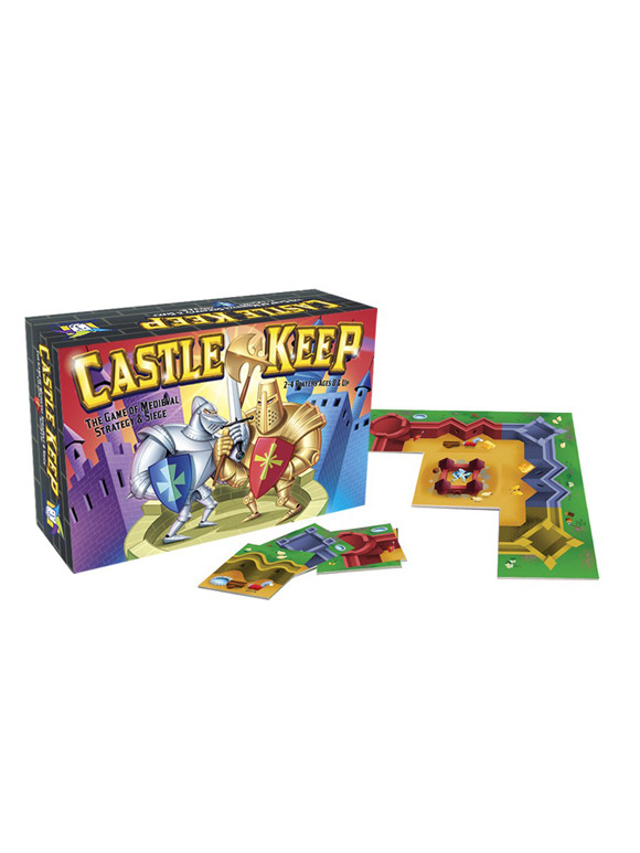 Gamewright-castlekeep