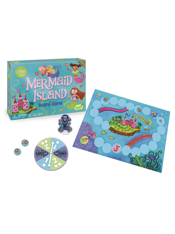Mermaid Island-580