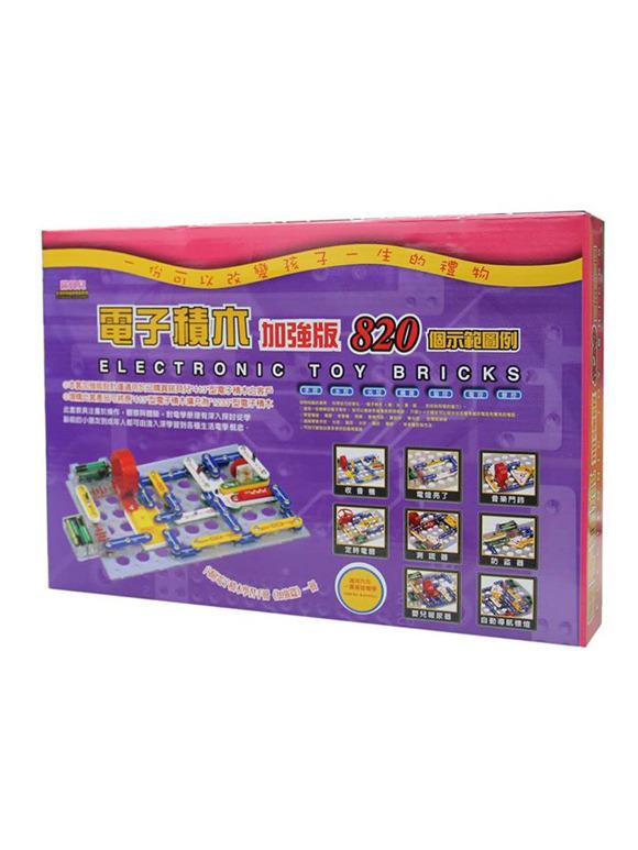 NO-ELECTRONIC820-580
