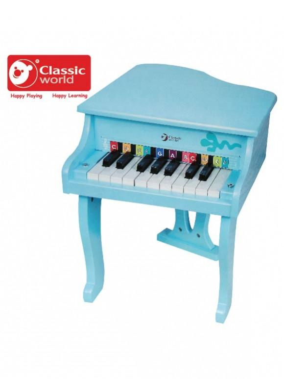 201607~Classic~4030-蒂芬妮18鍵木製鋼琴-01