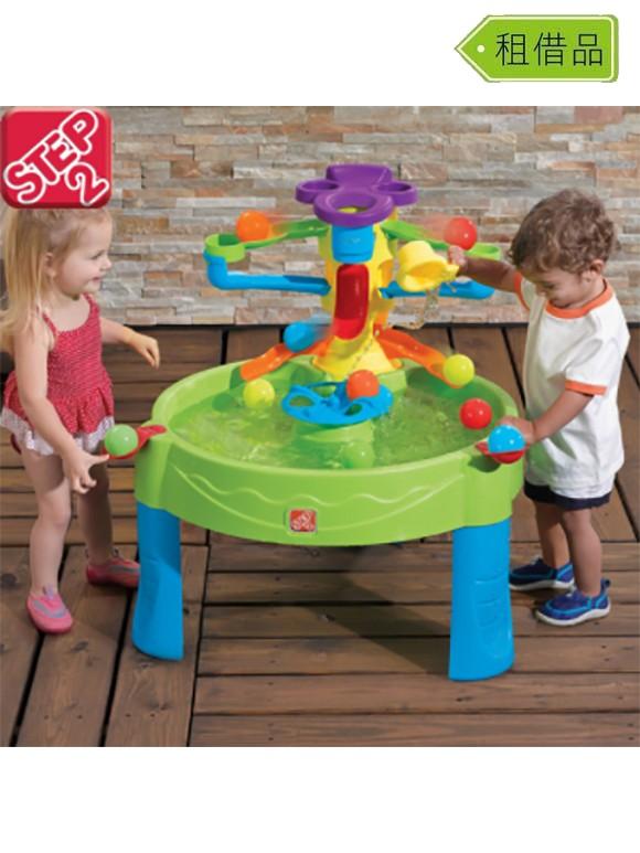 Step2旋轉球戲水桌-580